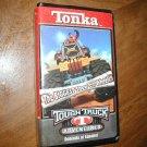 Tonka Tough Trucks Adventures VHS in SPANISH - Dobla Al Espanol (2004)