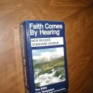 NRSV Bible NT FAITH Comes by Hearing AUDIO Book