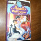 Aladdin and the King of Thieves - VHS Robin Williams (1996) Walt Disney Home Video
