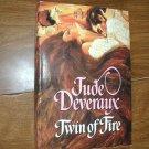 Twin of Fire by Jude Deveraux (1985) (BB52)