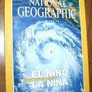 National Geographic Vol. 195 No. 3 March 1999 El Nino La Nina: Nature's Vicious cycle (G3)