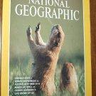 National Geographic Vol. 193 No. 4 April 1998 The Vanishing Prairie Dog (G3)