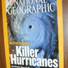 National Geographic Vol. 210 No. 2 August 2006 No End in Sight Killer Hurricanes (G3)