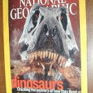 National Geographic Vol. 203 No. 3 March 2003 Dinosaurs Cracking the Mystery of How they Lived (G3)