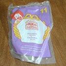 McDonald's #11 Animal Kingdom Crocodile (NIP) Happy Meal Toy 1998 (GTB1)