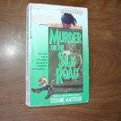 Murder on the Silk Road by Stefanie Matteson (1992) (WCC2) Charlotte Graham Mystery