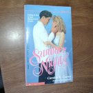 Summer Nights by Caroline B. Cooney - Scholastic (1988) (WCC4)