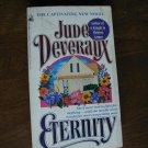 Eternity by Jude Deveraux (1992) (WCC2) Romance novel, Historical Fiction