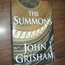 The Summons by John Grisham (2002) (WCC4) Legal Thriller