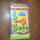 The Story of Numbers - VHS ages 3-6 (1996) animated educational