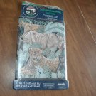 Sunworthy Nature Series Prepasted Decorative Borders - gorillas, lions & tigers and more (CMB2)