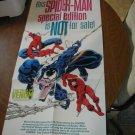 "Spider-Man 32"" x 16"" Trial of Venom Promo Poster Spider-man (1992) (CMB2) 1992 Marvel"