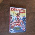 Operation Mania PC CD-ROM Game Rated E Windows Vista XP or 2000 (2008) Hasbro