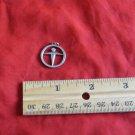 Tiffany & Co. Sterling Silver Manpower Necklace Pendant (pndt 21)