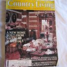 Country Living Magazine October 1996 A New Home Built From Salvaged Materials (G1)