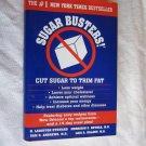 Sugar Busters! Cut Sugar to Trim Fat by H. Leighton Steward (1998) (WCC2)