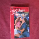 Angels Don't Cry by Amanda Stevens Silhouette Desire #758 (1993) (WCC2)