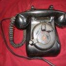Vintage Crank Ringer Leich Phone 901 B