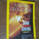 National Geographic Vol. 221 No. 6 June 2012 Solar Super Storms, Outer Banks (G3/4)