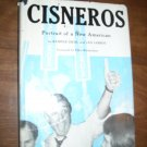 Cisneros Portrait of a New American by Kemper Diehl and Jan Jarboe (1984) (WCC4)