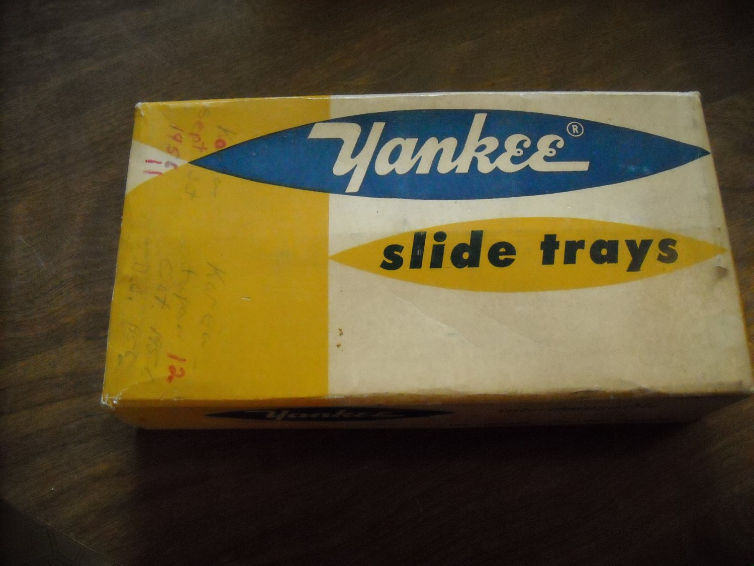 Yankee 2 interchangeable Slide Trays for Viewflex and TDC Changers (BLB1)