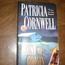 Point of Origin by Patricia Cornwell (2008) (WCC4) Crime Fiction
