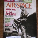 Air & Space Smithsonian Magazine July 2007 - Amelia Earhart, Rocket Bikes, Calling Space Aliens (G1)