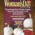 Woman's Day November 17, 2010 Thanksgiving Made Easier Volume 74 Issue 1 (G1)