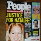 People Magazine June 21, 2010 Vol 73 No 24 Natalee Holloway - Rue McClanahan, Sandra Bullock (G1)