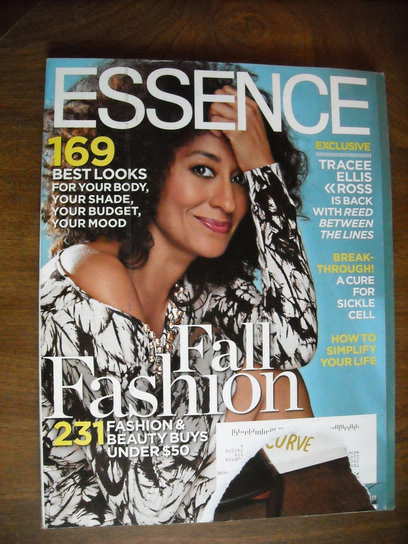 Essence September 2011 Volume 42 Number 5 Tracee Ellis ...
