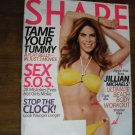 Shape July / August 2013 Volume 32 Number 10 Jillian Michaels, Jiggle Free Arms, Sex SOS (G1)