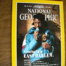 National Geographic Vol. 177 No. 5 May 1990 East Harlem, California Earthquake (G3)