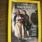 National Geographic Vol. 178 No. 2 August 1990 Yugoslavia, Neptune Voyager (G3)