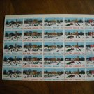 1961 Boys Town Nebraska Father Flanagan's Boys Home stamps (50)