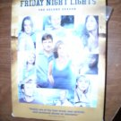 Friday Night Lights The Second Season 4 disc DVD Collection Season 2
