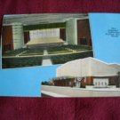 New Municipal Auditorium Daytona Beach, Florida Postcard stamped 1951