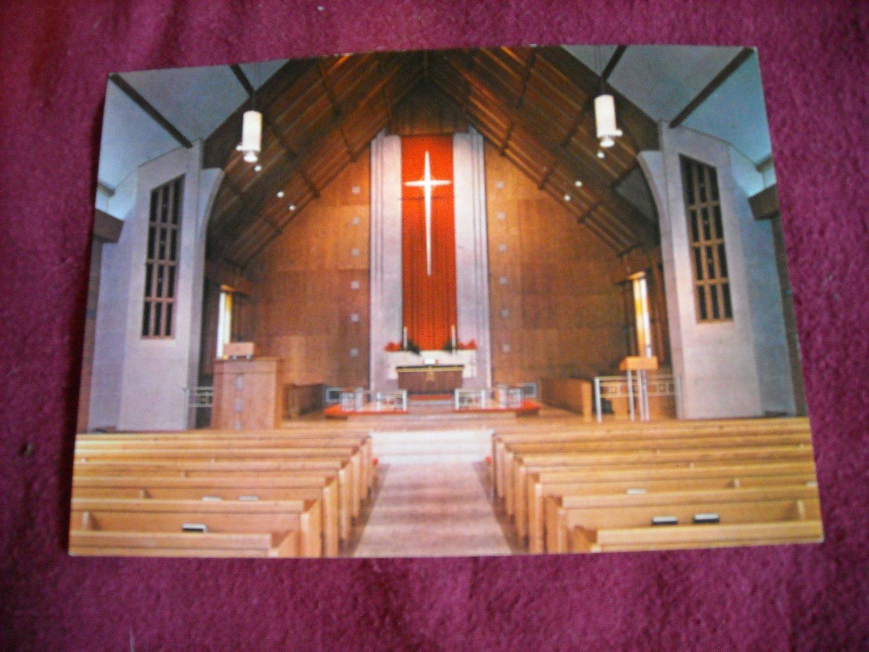 First Methodist Church Aliquippa, Pennsylvania Postcard