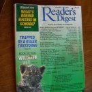Reader's Digest Magazine October 1994 Vol. 145 No. 870 What's behind Success in School