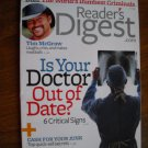 Reader's Digest November 2009 Vol. 175 No. 1051 Tim McGraw - Is Your Doctor Out of Date (G2)