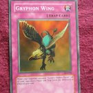 Yu-Gi-Oh Gryphon Wing SDP-050 Trap Card - YuGiOh (wtn866)