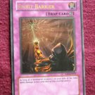 Yu-Gi-Oh Spirit Barrier SOD-EN051 Trap Continuous Card - YuGiOh Soul of the Duelist 1996