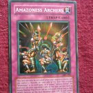 Yu-Gi-Oh! Amazoness Archers MFC-096 Super Rare Trap Card - YuGiOh Magician's Force 1996