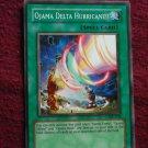 Yu-Gi-Oh! Ojama Delta Hurricane!! IOC-034 Normal Spell Card - YuGiOh Invasion of Chaos 1996