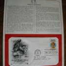 Special Olympic Games Postal Commemorative Society First Day Cover Sheet 1979