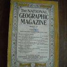 National Geographic March 1934 Vol. LXV (65) No. 3 Coral Islands,  South Seas, Guadalajara (G4)