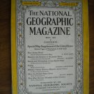 National Geographic May 1933 Vol. LXIII (63) No. 5 New Jersey Garden State (G4)