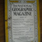 National Geographic March 1938 Vol. LXXIII (73) No. 3 Guadeloupe / China's Great Wall (G4)