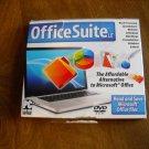 Office Suite LE DVD-ROM Windows XP/Vista/7 (2011) Microsoft Word and Excel compatible