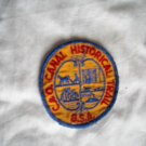 C.&O. Canal Historical Trail B.S.A. Patch - C&O Canal - Boy Scouts of America Patch (wtn865)