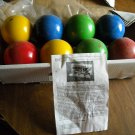 Wilson Medalist Collection Bocce Game Imported from Italy